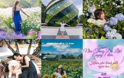 tour Nha Trang Đà Lạt 2 ngày 1 đêm