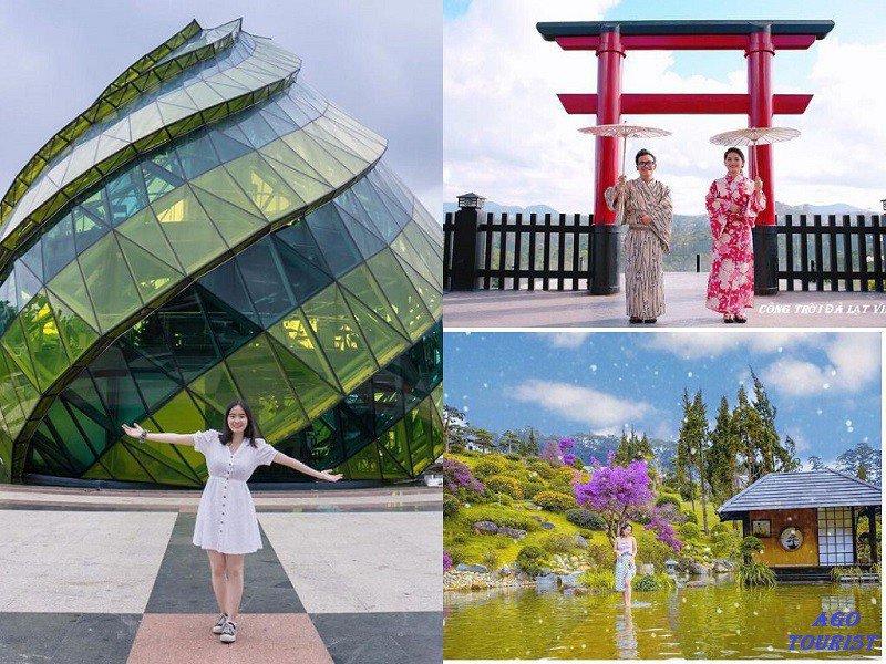 Tour Nha Trang đi Đà Lạt 3 ngày 2 đêm