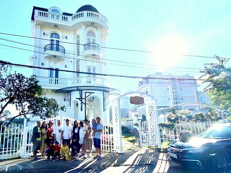 Villa White Eden Đà Lạt