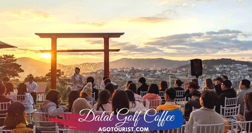 cafe Đà Lạt Golf