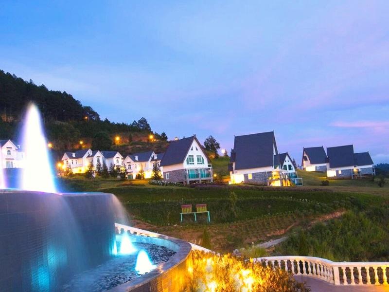 khách sạn view đẹp lãng mạn Đà Lạt