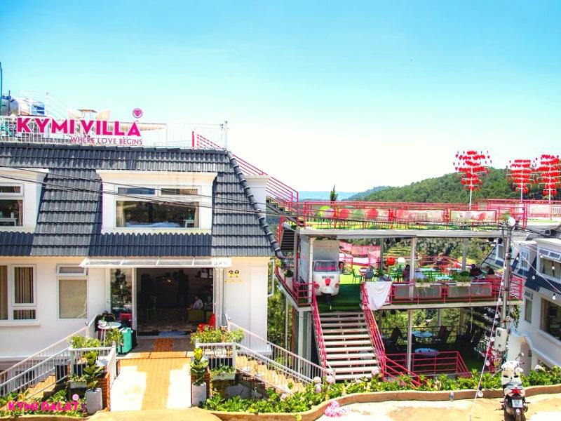 Khách sạn ở Đà Lạt có ghế tình yêu