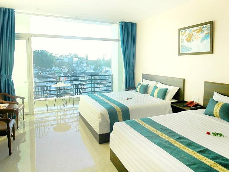 Khách sạn ở Bùi Thị Xuân Đà Lạt