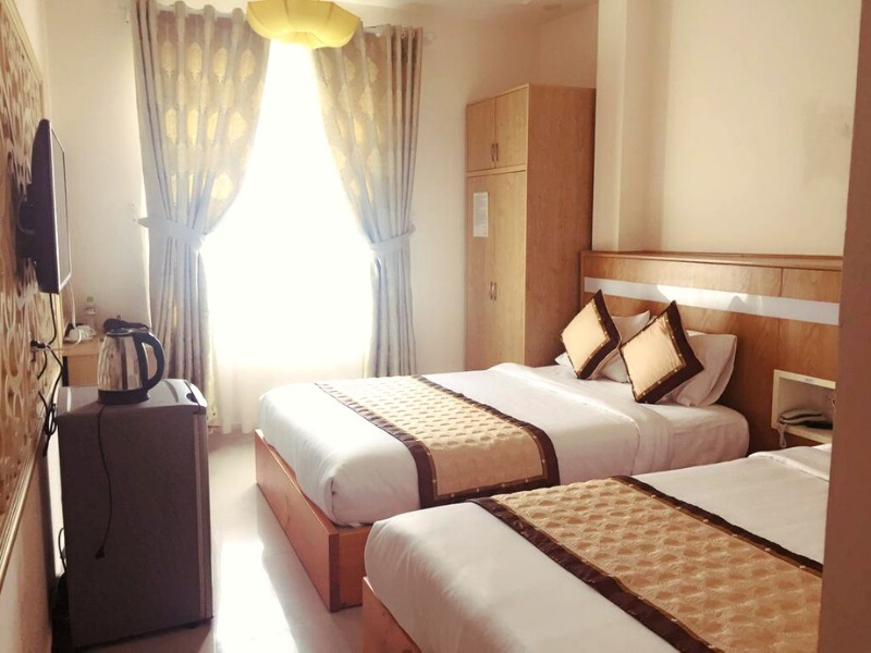 Khách sạn ở Đà Lạt giá bình dân
