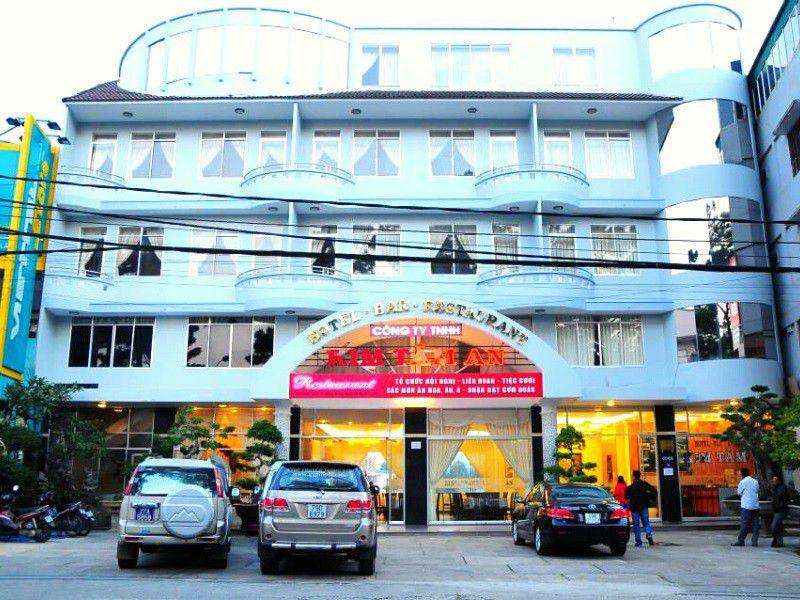 khách sạn Đà Lạt trên đường Bùi Thị Xuân