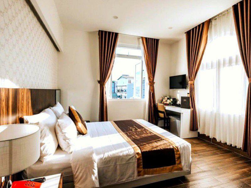 Khách sạn ở chợ Đà Lạt