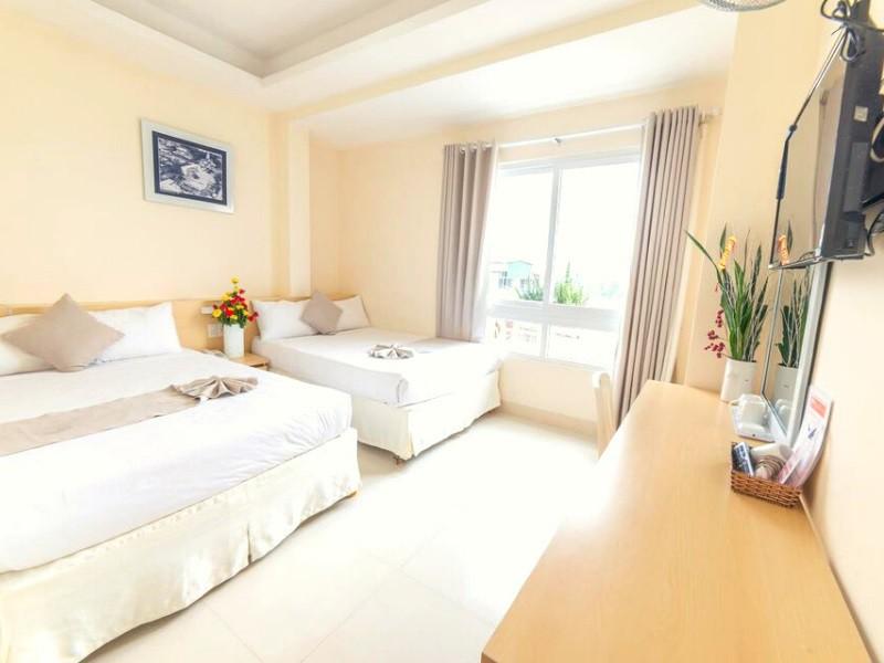 khách sạn ở Đà Lạt trên đường Bùi Thị Xuân