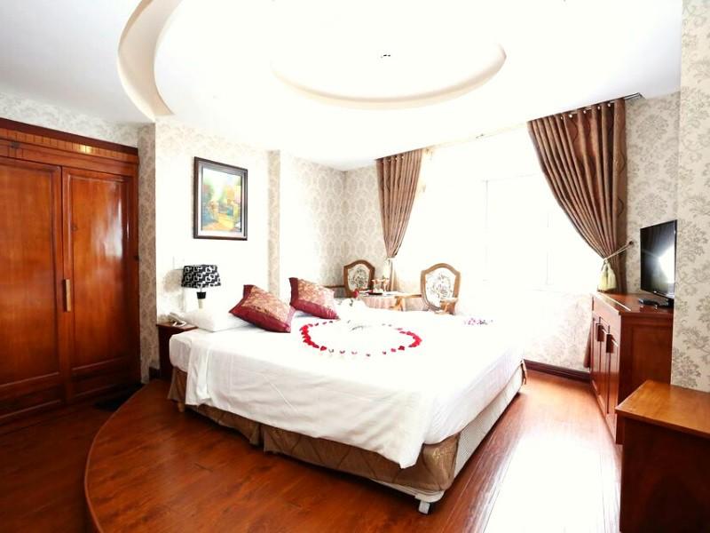 Khách sạn Đà Lạt ở đường Nguyễn Chí Thanh