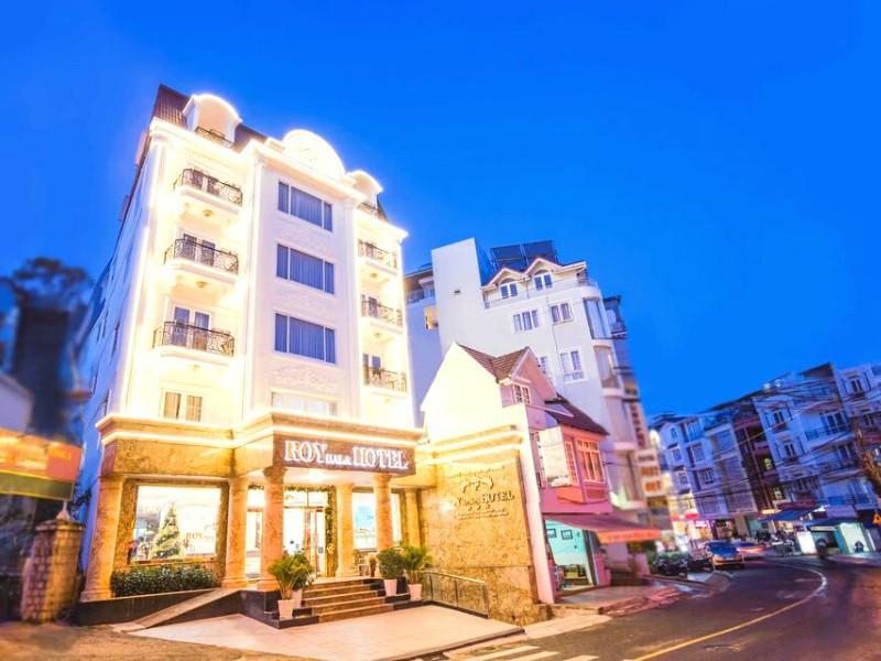 Khách sạn đường Nam Kỳ Khởi Nghĩa Đà Lạt