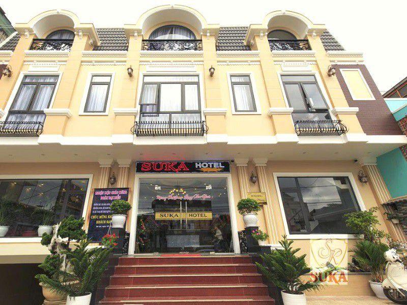 Khách sạn Đà Lạt có bãi đỗ xe an toàn