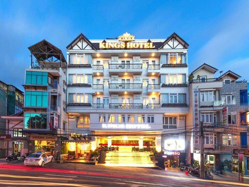 Khách sạn đường Bùi Thị Xuân Đà Lạt