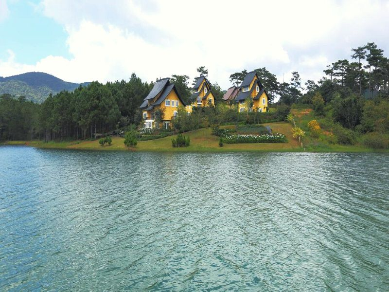 Resort 5 sao ở Đà Lạt