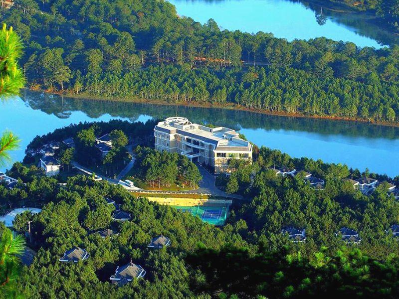 resort Đà Lạt gần hồ Tuyền Lâm