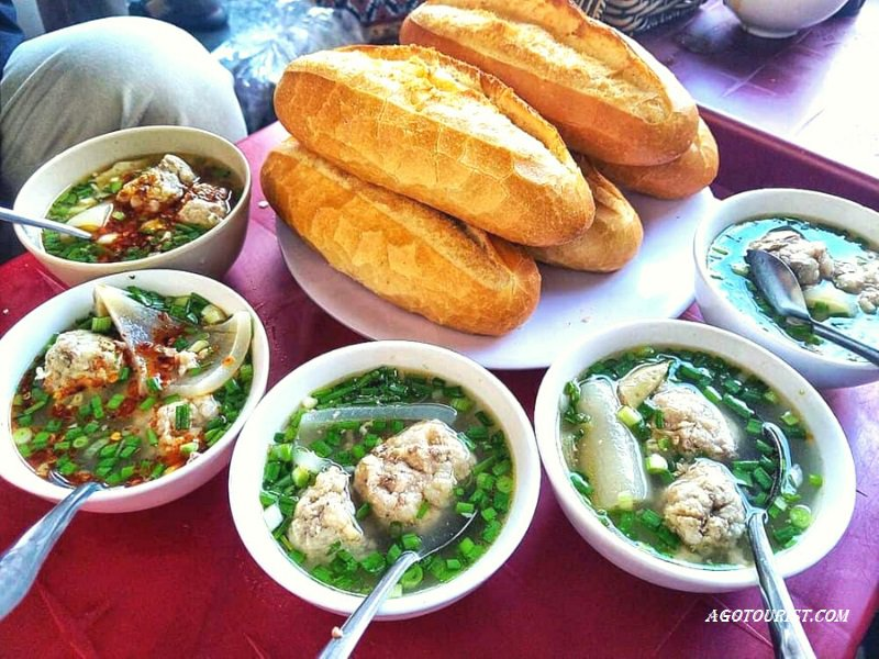 Món ăn ngon giá rẻ ở Đà Lạt