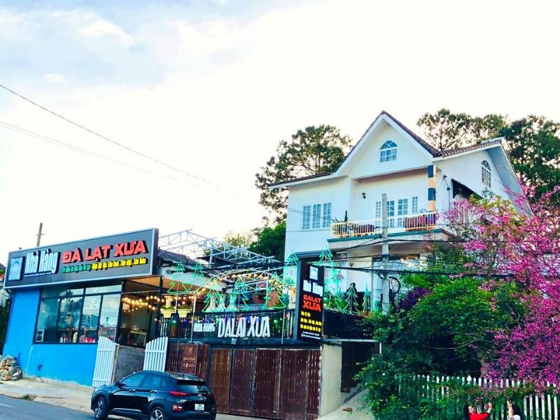 Nhà hàng ăn ngon ở Đà Lạt