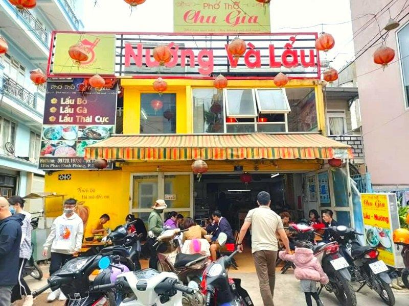 Địa điểm ăn uống ngon ở Đà Lạt