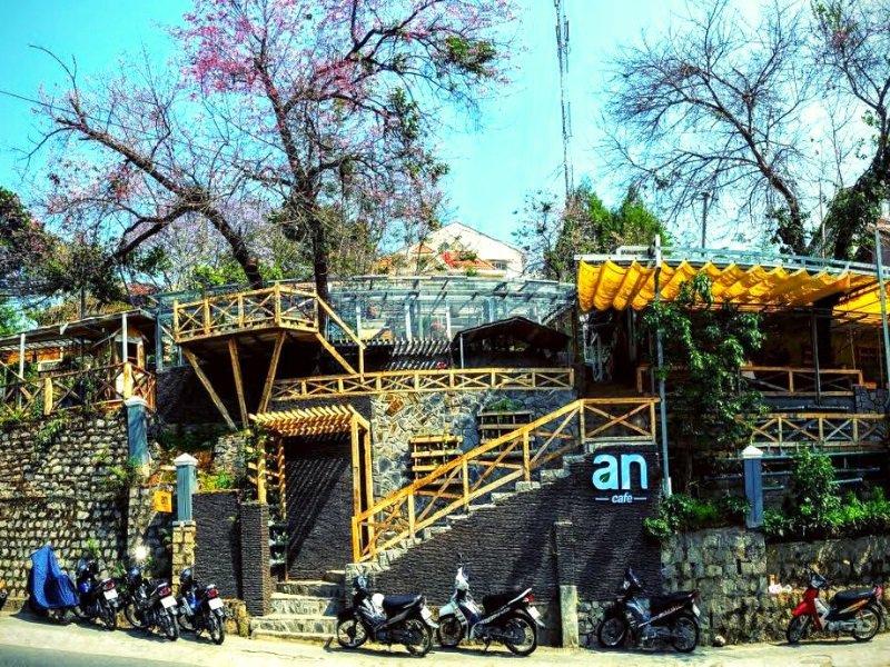 quán cafe ở trung tâm thành phố Đà Lạt
