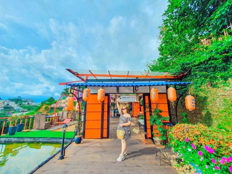 quán cafe gần trung tâm thành phố Đà Lạt