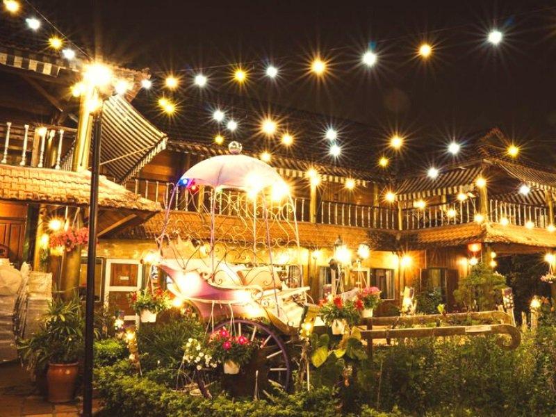 quán cafe ở Đà Lạt