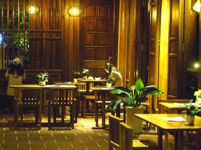 quán cafe Đà Lạt yên tĩnh