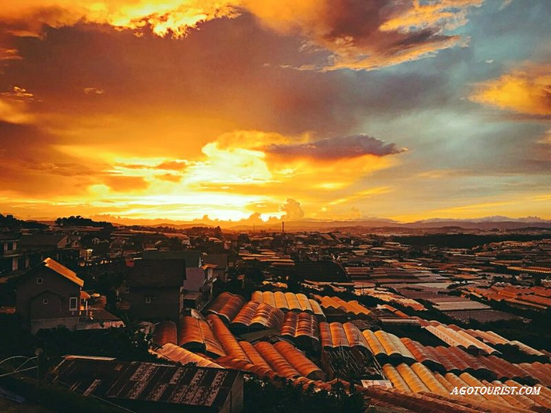 Homestay có view đẹp để ngắm hoàng hôn Đà Lạt