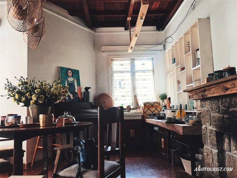 Second house homestay có nhà bếp miễn phí