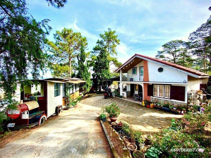 Homestay legume guest house Đà Lạt
