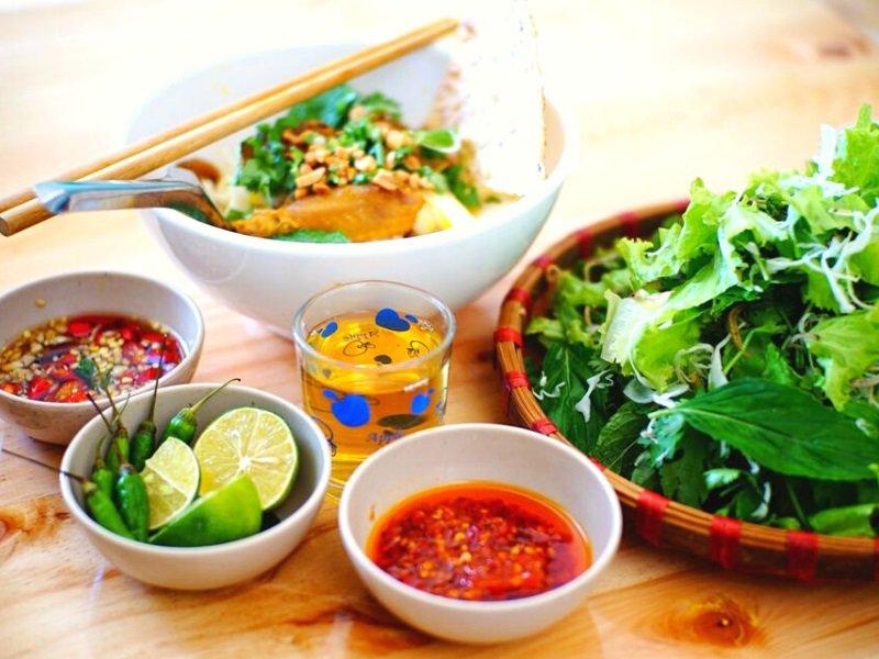 Quán ăn sáng ở Đà Lạt
