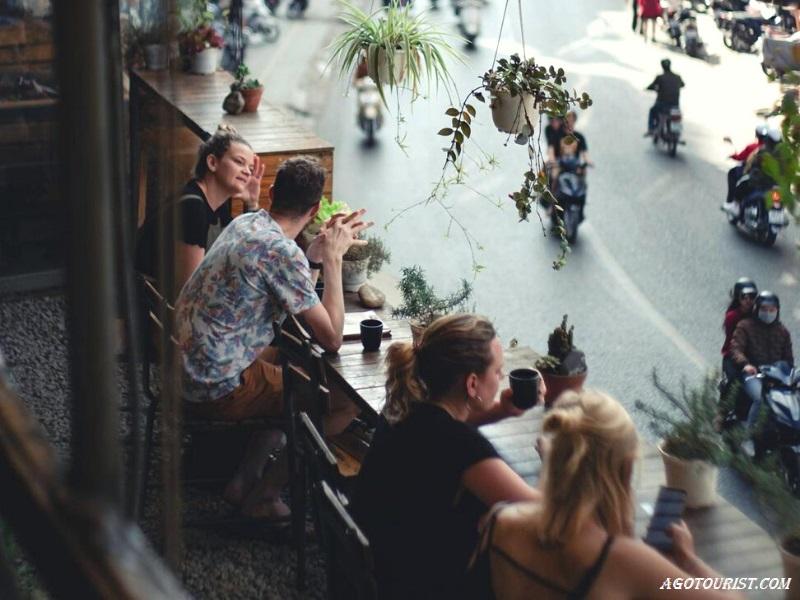 Quán cafe An Đà Lạt