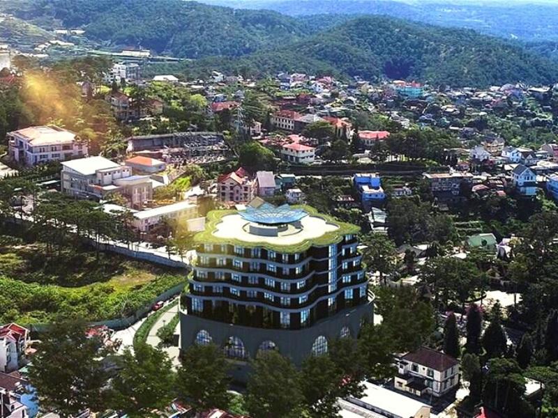 Căn hộ penthouses ở Đà Lạt