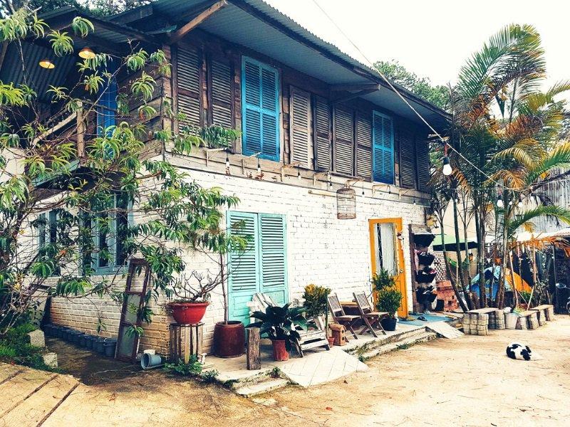 Homestay Đà Lạt view đẹp gần chợ