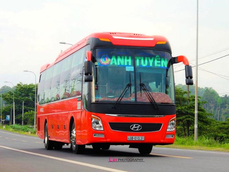 xe đi Sài Gòn Đà Lạt