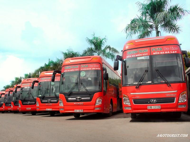 xe khách Sài Gòn Đà Lạt