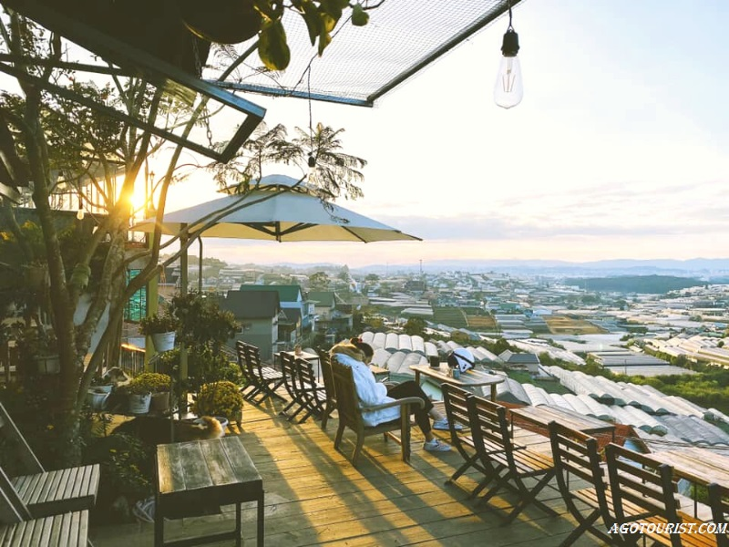 Quán cafe view đẹp ở Đà Lạt