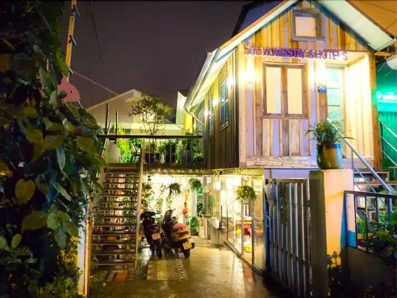 Homestay Đà Lạt gần hồ Xuân Hương