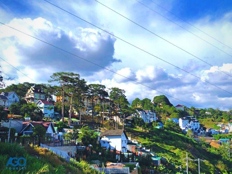 Thành phố Đà Lạt tỉnh Lâm Đồng